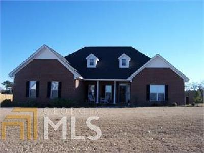 Statesboro Single Family Home For Sale: 9053 Oakfield Dr