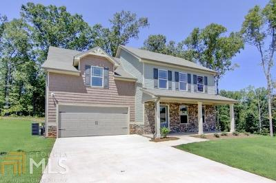 McDonough Single Family Home New: 657 Stevens Pla