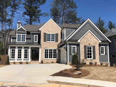 Fulton County Single Family Home New: 229 Belle Ln #5