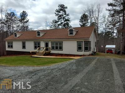 Buckhead, Eatonton, Milledgeville Single Family Home New: 311 Old Copelan Rd