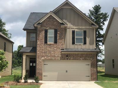 Hampton Single Family Home New: 11853 Lovejoy Crossing Blvd