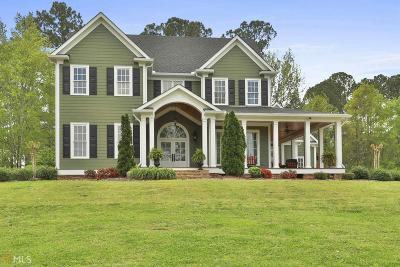 Coweta County Single Family Home For Sale: 8220 Highway 54
