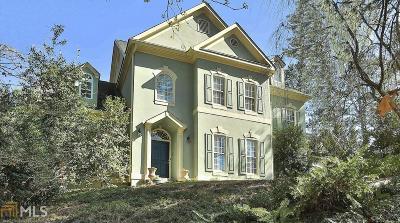 Peachtree City Single Family Home New: 510 Haddington Ln