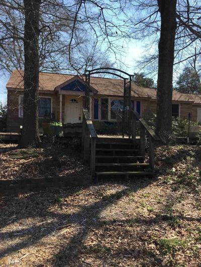 Douglasville Single Family Home For Sale: 3419 McKown Rd