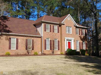Clayton County Single Family Home New: 2462 Fairview Ln