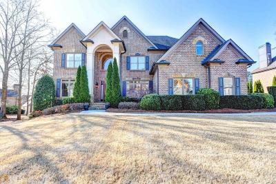 Lawrenceville Single Family Home New: 1815 Angus Lee Dr
