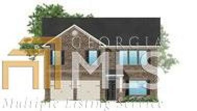 Loganville Single Family Home New: 334 Horizon Trce