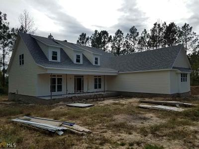 Statesboro Single Family Home For Sale: 119 Hinterland Trl