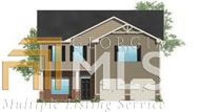Loganville Single Family Home New: 330 Horizon Trce
