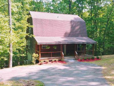 Stephens County Single Family Home For Sale: 490 Smith Cir