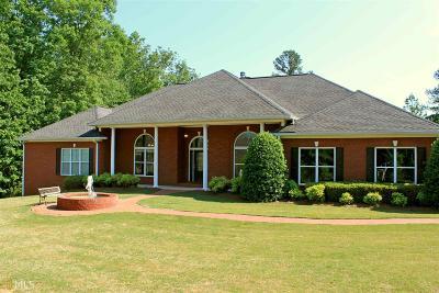 Monroe, Social Circle, Loganville Single Family Home For Sale: 1565 Brooks Farm Path