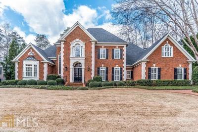 Fulton County Single Family Home New: 8440 Lazy Oaks Ct