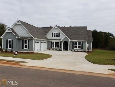 Senoia Single Family Home For Sale: Kenwood Trl, Lot 29 #Lot 29