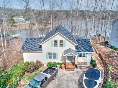 Lavonia, Martin, Toccoa, Hartwell, Lake Hartwell, Westminster, Anderson, Fair Play, Starr, Townville, Senca, Senea, Seneca, Seneca (west Union), Seneca/west Union, Ssneca, Westmister, Wetminster Single Family Home New: 319 Suttles Rd #1