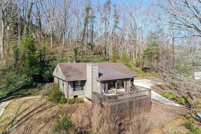 Hall County Single Family Home New: 2388 Ford White Rd