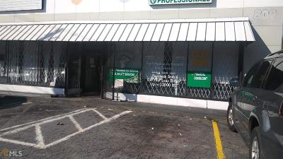 Atlanta Commercial Lease For Lease: 809 Hollywood Rd #B