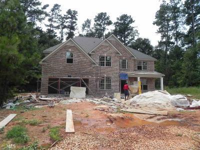 Mcdonough Single Family Home Under Contract: 549 Greggs Pl #83