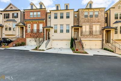Atlanta Condo/Townhouse New: 3521 Broughton Square