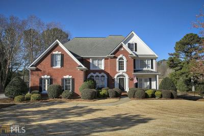 Alpharetta Single Family Home For Sale: 535 Treyburn Vw