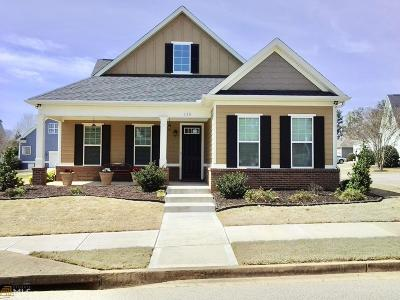 Fayetteville Single Family Home New: 115 Linton Hall Hollow