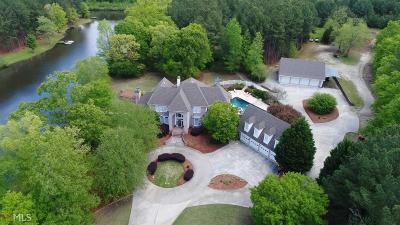 Loganville Single Family Home Under Contract: 2885 Atkinson Rd