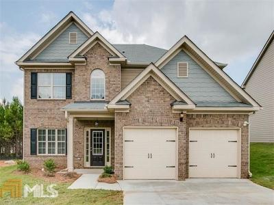 Stockbridge Single Family Home New: 1476 Gallup Dr #Lot 97