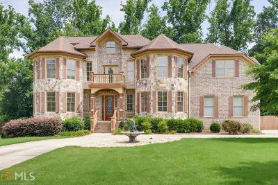 Marietta Single Family Home New: 3017 Canton Pines Pl