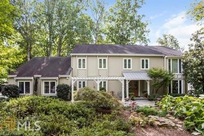 Fulton County Single Family Home New: 487 Cambridge Way
