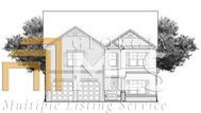 Hampton Single Family Home New: 584 Sedona Loop