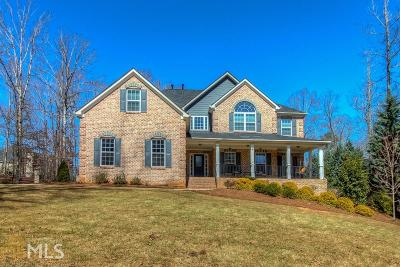 Newton County Single Family Home For Sale: 90 Mountain Crest Dr