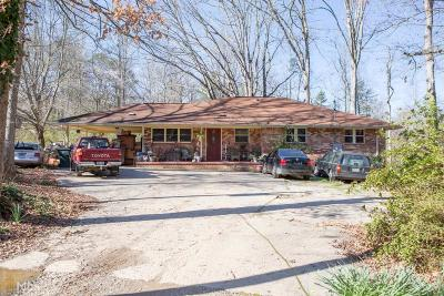 Clarkesville Single Family Home For Sale: 263 E Louise St
