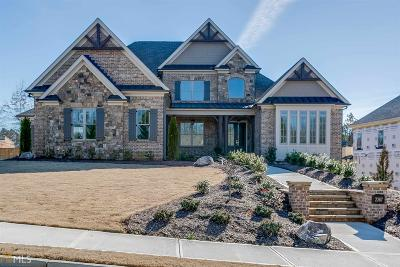 Buford Single Family Home New: 2387 Kesgrove Way