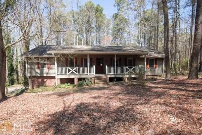 Fayette County Single Family Home New: 160 Devilla Trce