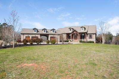 Monroe, Social Circle, Loganville Single Family Home New: 1030 Old Mill Trce