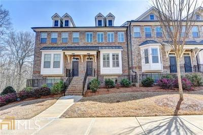 Alpharetta Condo/Townhouse New: 7920 Willoughby Ct