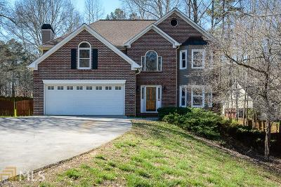 Woodstock Single Family Home New: 1201 Red Fox Cir