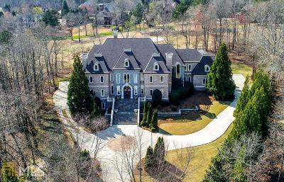 Braselton Single Family Home For Sale: 1868 Sam Snead Dr
