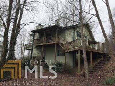 Hiawassee Single Family Home For Sale: 178 Buckridge Rd #1