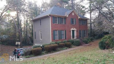 Marietta Single Family Home New: 3098 Milford Chase