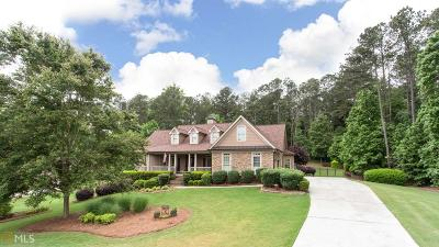 Loganville Single Family Home Contingent With Kickout: 208 Chandler Walk