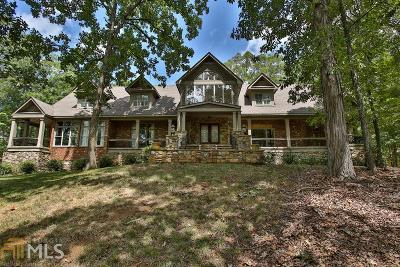 Hoschton Single Family Home For Sale: 1325 Mineral Springs Rd