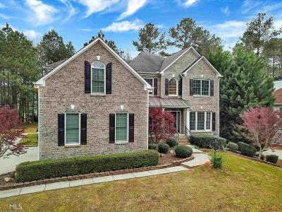 Fairburn Single Family Home For Sale: 7646 Lakeshore Ln
