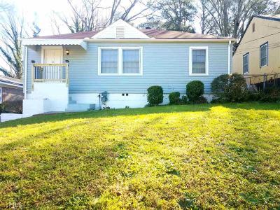 Fulton County Single Family Home New: 3530 Victoria St