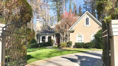 Fulton County Single Family Home New: 1335 NW Moores Mill Road