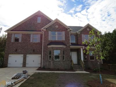Douglasville Single Family Home New: 3545 Brookhollow Dr