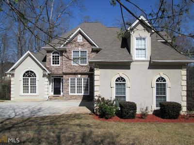 McDonough Single Family Home New: 9140 Woodhaven Way