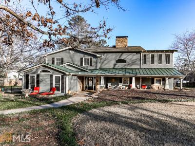 Woodstock Single Family Home For Sale: 119 Cedar Dr