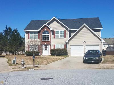 Fulton County Single Family Home New: 7197 Glaspie Way