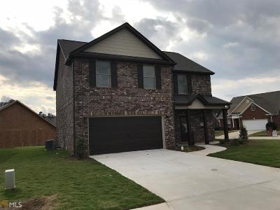 Clayton County Single Family Home New: 2021 Spivey Village Dr #9