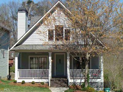 Atlanta Single Family Home New